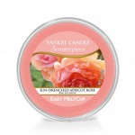 Yankee Candle Melt Cup Scenterpiece wosk do kominka elektrycznego Sun-Drenched Apricot Rose