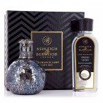 Ashleigh&Burwood Zestaw Lampa mała Woodland + Fresh Linen 250 ml
