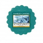 Yankee Candle wosk zapachowy Icy Blue Spruce
