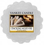 Yankee Candle wosk zapachowy Crackling Wood Fire