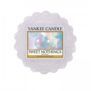 Yankee Candle wosk zapachowy Sweet Nothings