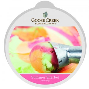 Wosk zapachowy Summer Sherbet Goose Creek Candle
