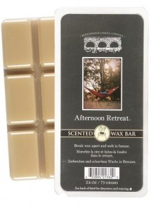Wosk zapachowy Afternoon Retreat Bridgewater Candle