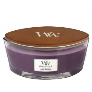 Świeca WoodWick Hearthwick Spiced Blackberry
