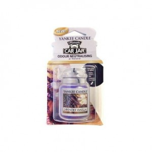 Yankee Candle Car Jar Ultimate Lavender Vanilla
