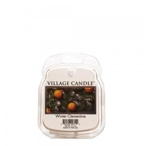 Village Candle wosk zapachowy Winter Clementine