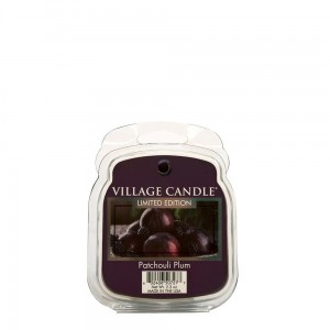 Village Candle wosk zapachowy Patchouli Plum