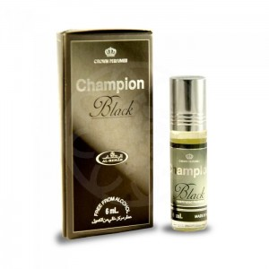 Perfumy w olejku 6 ml CHAMPION BLACK Al-Rehab