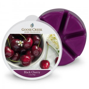 Wosk zapachowy Black Cherry Goose Creek Candle