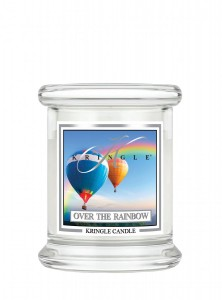 Kringle Candle mini świeca zapachowa Over the Rainbow