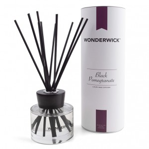 The Country Candle dyfuzor zapachowy WonderWick Biały Black Pomegranate 150ml