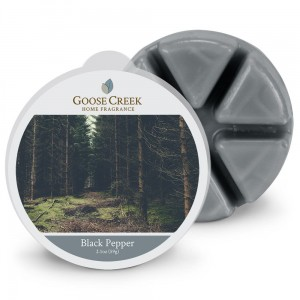 Wosk zapachowy Black Pepper Goose Creek Candle