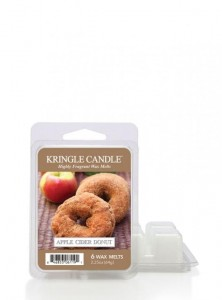 Kringle Candle wosk zapachowy Apple Cider Donut