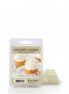 Country Candle Wosk zapachowy Vanilla Cupcake