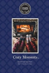 Saszetka zapachowa Cozy Moments Bridgewater Candle