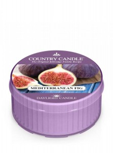 Świeca daylight Mediterranean Fig Country Candle