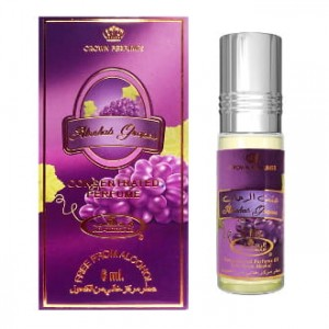 Perfumy w olejku 6 ml GRAPES Al-Rehab