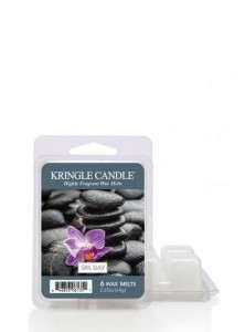 Kringle Candle wosk zapachowy Spa Day