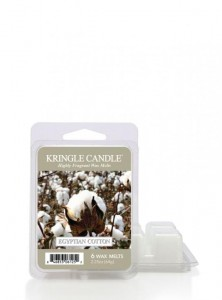 Kringle Candle wosk zapachowy Egyptian Cotton