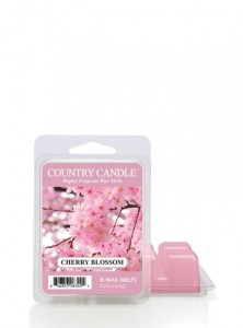 Country Candle Wosk zapachowy Cherry Blossom
