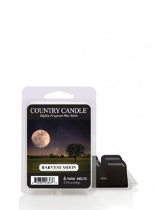 Country Candle Wosk zapachowy Harvest Moon