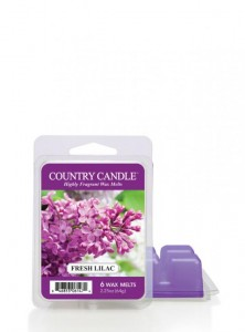 Country Candle Wosk zapachowy Fresh Lilac