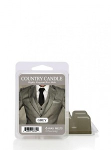 Country Candle Wosk zapachowy Grey