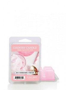 Country Candle Wosk zapachowy Blushberry Frose