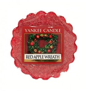 Yankee Candle wosk zapachowy Red Apple Wreath