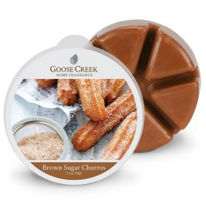 Wosk zapachowy Brown Sugar Churros Goose Creek Candle