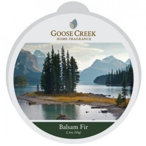 Wosk zapachowy Balsam Fir Goose Creek Candle