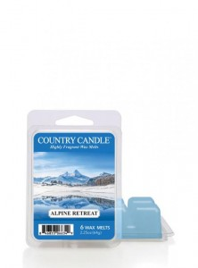Country Candle Wosk zapachowy Alpine Retreat