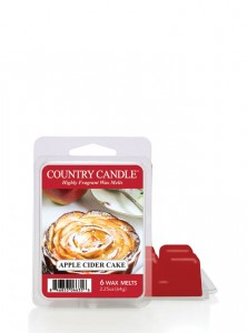 Country Candle Wosk zapachowy Apple Cider Cake