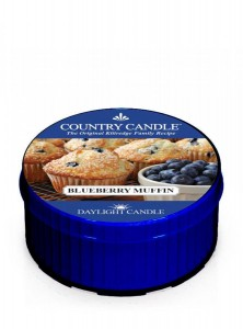 Świeca zapachowa daylight Blueberry Muffin Country Candle