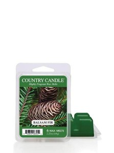 Country Candle Wosk zapachowy Balsam Fir