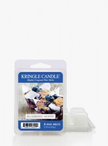 Kringle Candle wosk zapachowy Bluberry Muffin