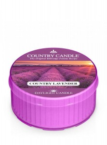 Świeca zapachowa daylight Country Lavender Country Candle