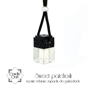 Candle Craft zapach do samochodu SWEET PATCHOULI