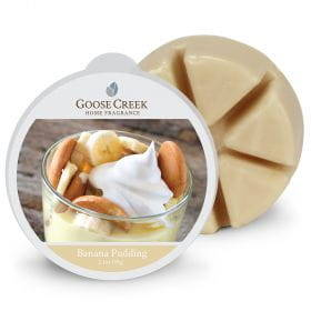 Wosk zapachowy Banana Pudding Goose Creek Candle