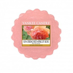 Yankee Candle wosk zapachowy Sun-Drenched Apricot Rose