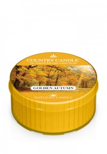 Świeca zapachowa daylight Golden Autumn Country Candle