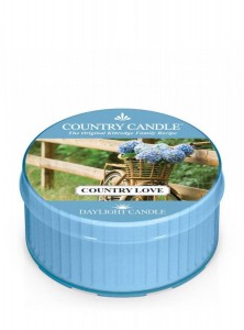 Świeca daylight Country Love Country Candle