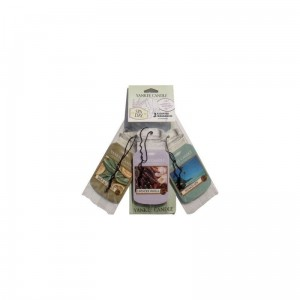 Zawieszki zapachowe do auta Yankee Candle Car Jar Day Spa