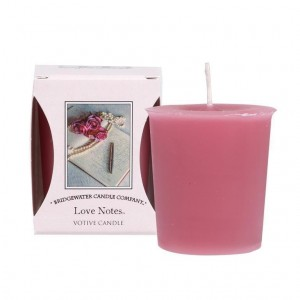 Świeca zapachowa Votive Love Notes 56 g Bridgewater Candle