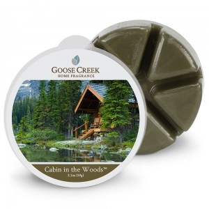 Wosk zapachowy Cabin in the Woods Goose Creek Candle