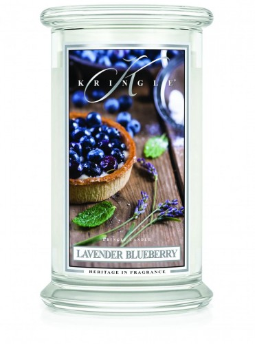 swieca-kringle-candle-duza-lavender-blueberry